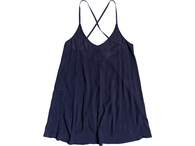 Roxy Solid Be In Love Dress Women mood indigo
